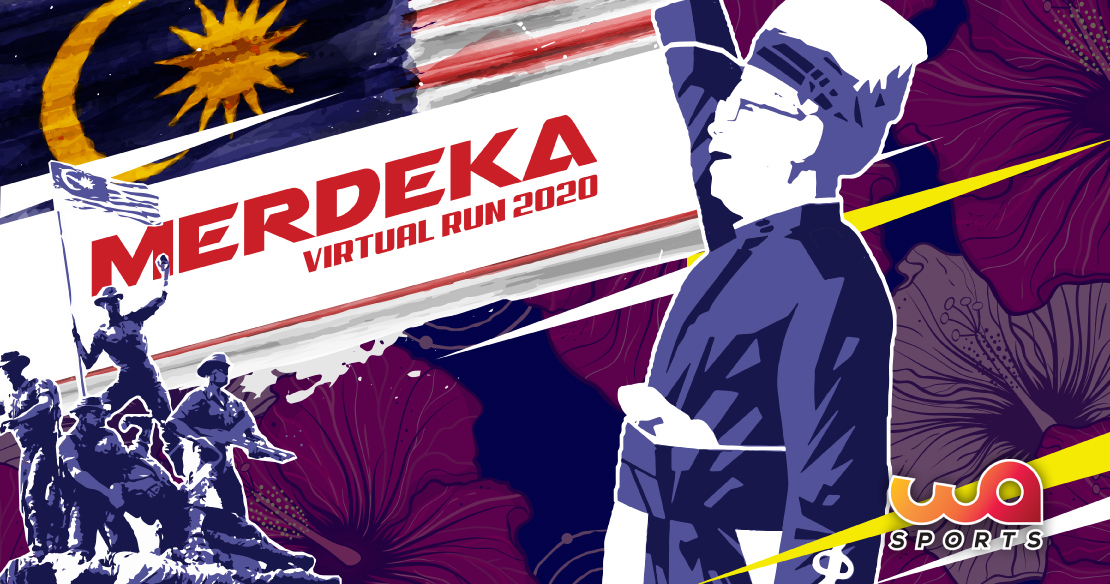 MERDEKA VIRTUAL RUN 2020